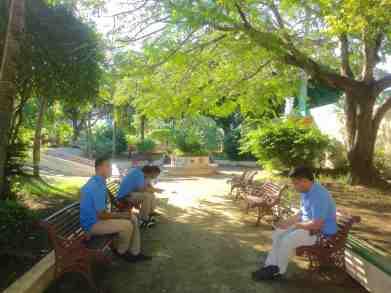 pueblo parc central jeunes turismo rio san juan mi maría trinidad sánchez república dominicana